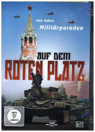 100 Jahre Militärparaden auf dem Roten Platz, 1 DVD
