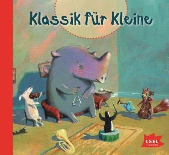 Klassik für Kleine, 1 Audio-CD