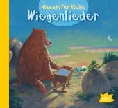 Klassik für Kleine - Wiegenlieder, Audio-CD