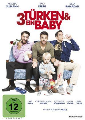 3 Türken und ein Baby, 1 DVD
