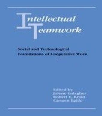 Intellectual Teamwork