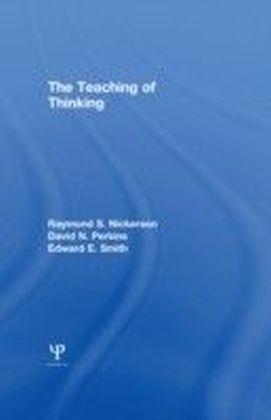 Teaching of Thinking