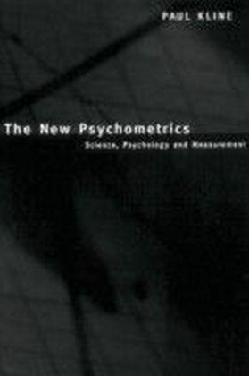 New Psychometrics