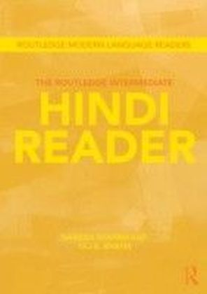 Routledge Intermediate Hindi Reader