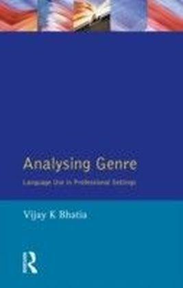 Analysing Genre