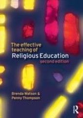 Effective Teaching of Religious Education