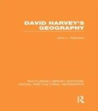 david harvey's geography