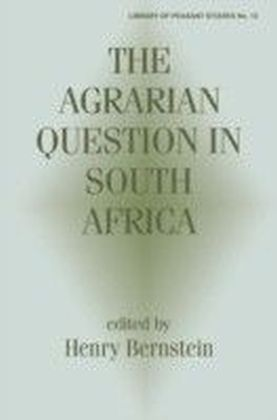 Agrarian Question in South Africa