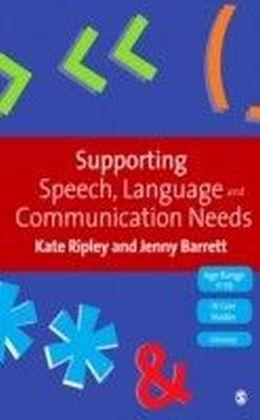 Supporting Speech, Language & Communication Needs