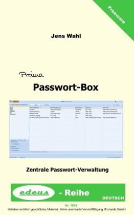 PRIMA Passwort-Box