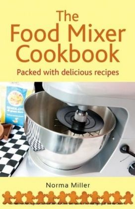 Food Mixer Cookbook