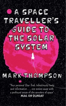 Space Traveller's Guide To The Solar System