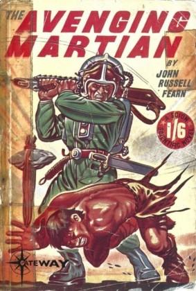 Avenging Martian