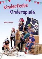 Kinderfeste - Kinderspiele Cover