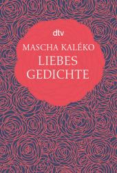 Kaléko, Mascha Cover