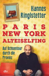 Paris. New York. Alteiselfing Cover