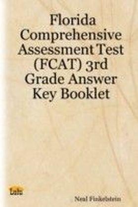Florida Comprehensive Assessment Test (Fcat) 3Rd Grade Answer Key Booklet
