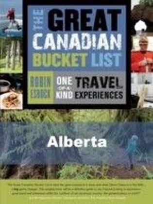Great Canadian Bucket List - Alberta