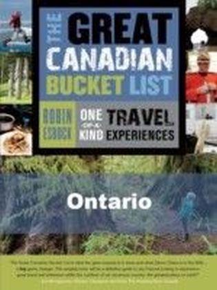 Great Canadian Bucket List - Ontario
