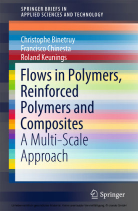 Flows in Polymers, Reinforced Polymers and Composites