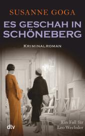 Es geschah in Schöneberg Cover