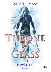 Throne of Glass - Die Erwählte Cover