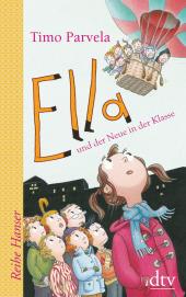 Ella und der Neue in der Klasse Cover