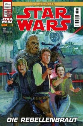 Star Wars Comicmagazin, Band 122 - Die Rebellenbraut