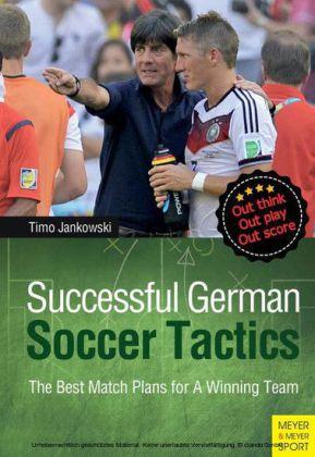 Successful German Soccer Tactics