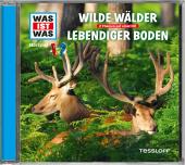 Wilde Wälder/ Lebendiger Boden, Audio-CD Cover