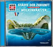 Städte der Zukunft / Wolkenkratzer, Audio-CD Cover
