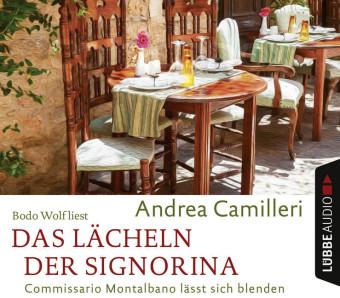 Das Lächeln der Signorina, 4 Audio-CDs