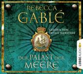 Der Palast der Meere, 12 Audio-CDs Cover