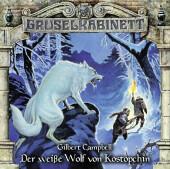 Gruselkabinett - Der weiße Wolf von Kostopchin, Audio-CD