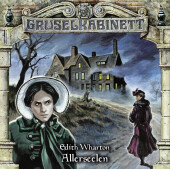 Gruselkabinett - Allerseelen, Audio-CD Cover