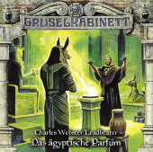 Gruselkabinett - Das ägyptische Parfüm, Audio-CD