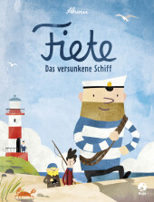Fiete - Das versunkene Schiff Cover