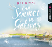 Ein Sommer in Galway, 6 Audio-CDs Cover