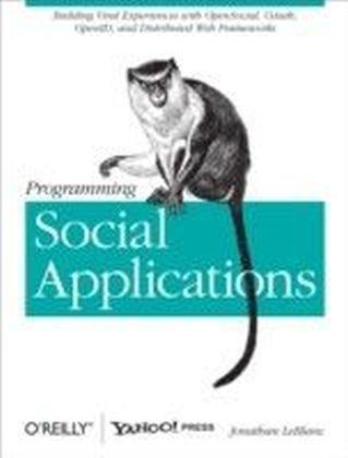 Programming Social Applications