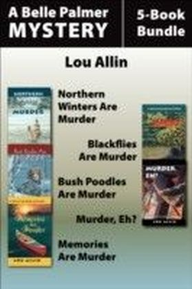 Belle Palmer Mysteries 5-Book Bundle