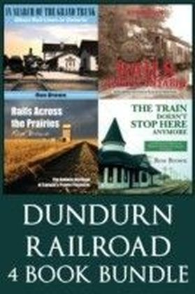 Dundurn Railroad Bundle