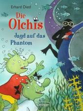 Die Olchis - Jagd auf das Phantom Cover