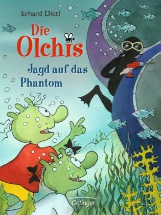 Die Olchis - Jagd auf das Phantom