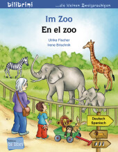 Im Zoo, Deutsch-Spanisch;En el zoo