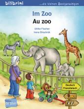 Im Zoo, Deutsch-Französisch;Au zoo