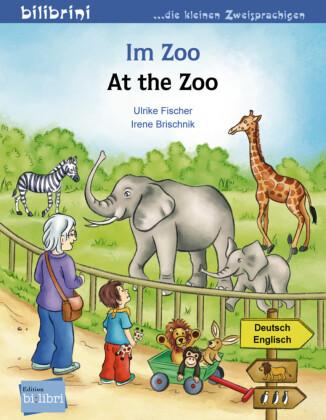 Im Zoo, Deutsch-Englisch;At the Zoo