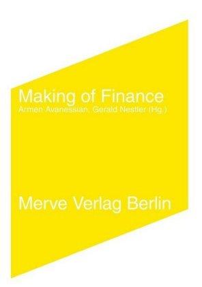 Making of Finance