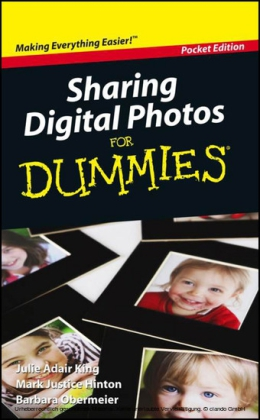 Sharing Digital Photos For Dummies, Pocket Edition