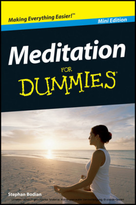 Meditation For Dummies, Mini Edition