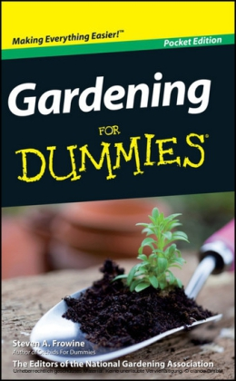 Gardening For Dummies, Mini Edition